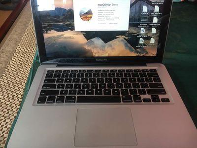 Apple Macbook Pro late 2011