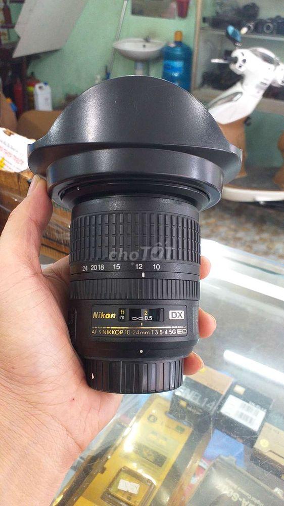 Ninon 10-24mm f3.4-4.5