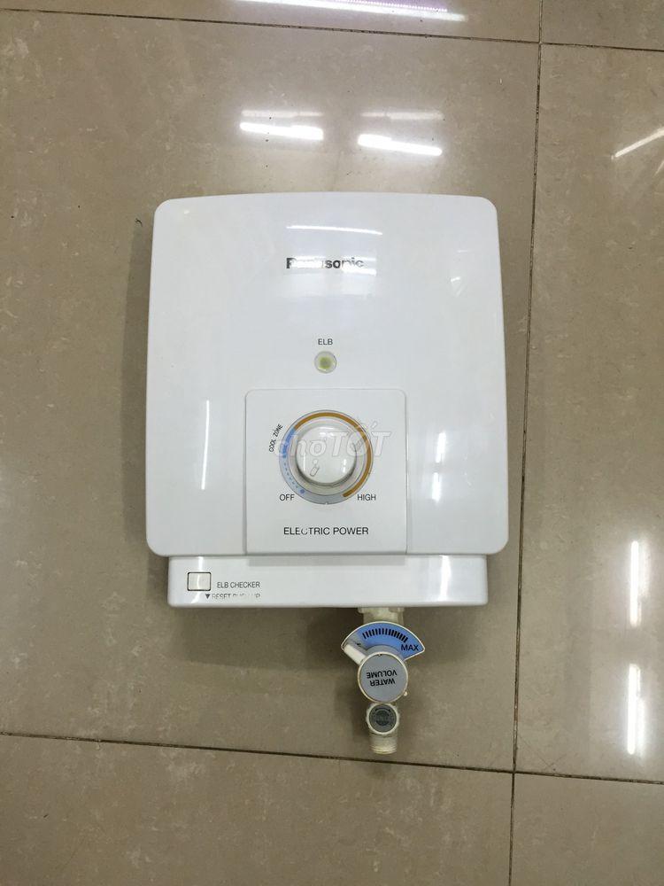 Máy nước nóng Panasonic bảo hàng 3 Tháng