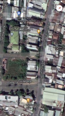 Nhà 2 Mặt Tiền Trần Hưng Đạo & Trần Thị Nhượnh