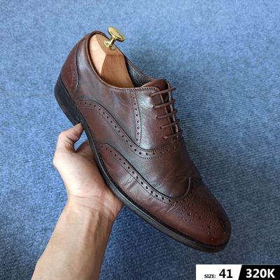 giày da Nam Tankdy chính hãng nhập khẩu size 41