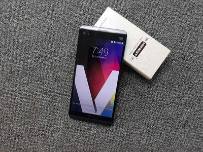 Ra đi LG V20 nguyên zin ram4gb_64gb chính hãng