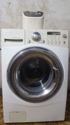 Máy giặt LG 12kg (688990gjjk) invector