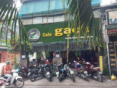 QUÁN CAFE 2 MẶT TIỀN ĐƯỜNG