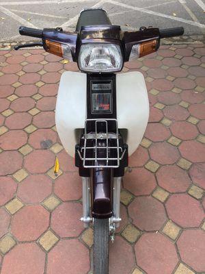 Honda Dream 2 thái chính chủ máy căng đét bốc