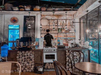 Sang quán cafe full nội thất