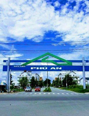 Bán nền đẹp đường B2 KDC Phú An, P. Phú Thứ