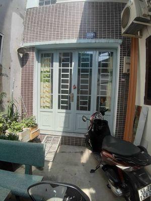 Nhà sổ hồng riêng , 4,5 x11m, 1 trệt 1 lầu. 2pn.