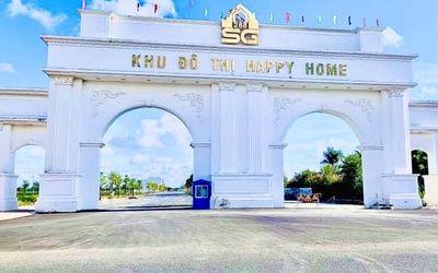 Đất Nền Happy Home Cà Mau 106m2