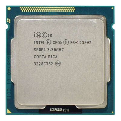 Chip xeon E3 1230v2 socket 1155