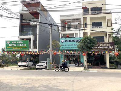 Bán đất mặt phố xã Quảng Bị - Huyện Chương Mỹ - HN