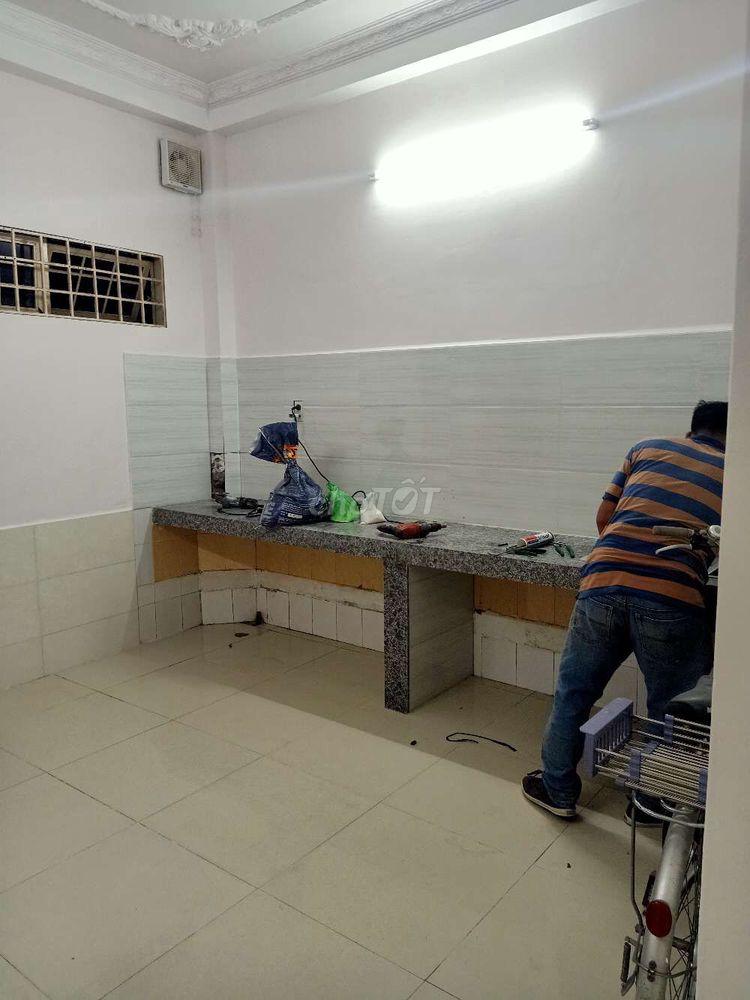 Nhà 1 Trệt 2 Lầu đường 16 P.Tân Thuận Tây 4 Phòng