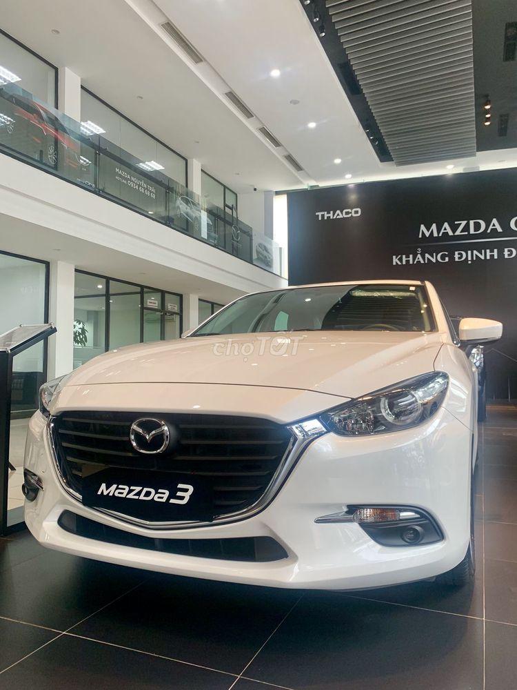 Mazda 3 Trả góp 190 triệu nhận xe