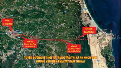 Đất nền Trung Tâm Txa An Nhơn - Lê Hồng Phong.
