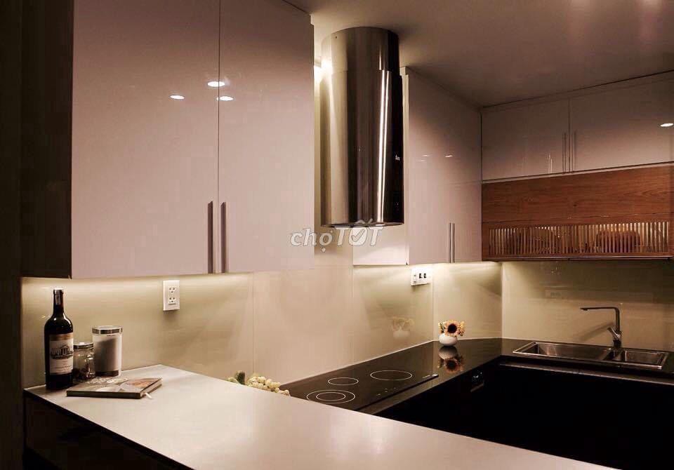 Cho thuê căn hộ Central Plaza 78m² 2PN 18tr/th