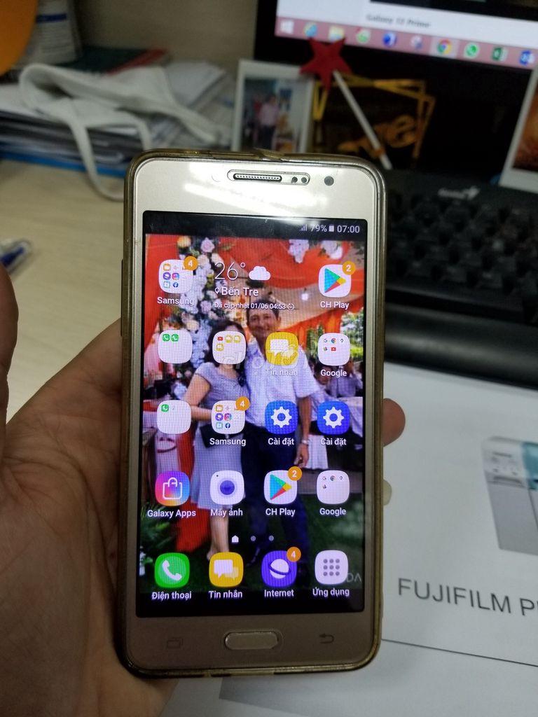 Máy Samsung J2 Prime mới 99% chưa qua sữa chữa