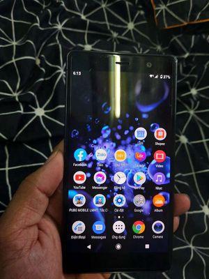 Sony XZ2 Premium Đen 2sim 64G Full rin áp Đẹp 96%