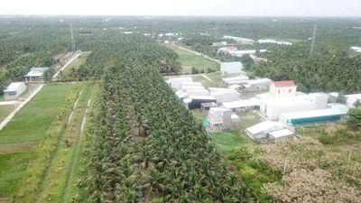 Đất thổ cư, Gần KCN Giao Long  Khu dân cư hiện hữu