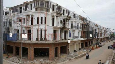 Bán nhà đang xây 4 tầng gồm 8 phòng ở Pleiku 326m²