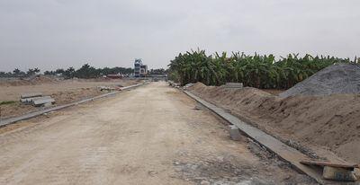 Bán lô đất đường 20,5m dự án Xuân Lâm, Thuận Thành