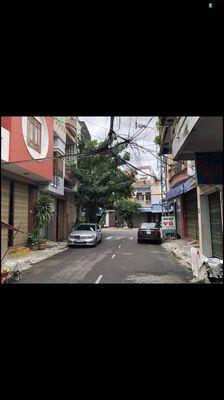 Nhà 1 mê rưỡi đường Ngô Thời Nhiệm 41m2 nở hậu.
