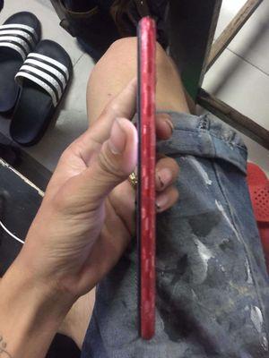 Cần bán Oppo a3s màu đỏ mới keng sài keo
