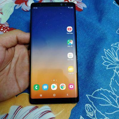 Samsung Note 8 Chính hãng SSVN 2 sim đủ Pkiện Zin