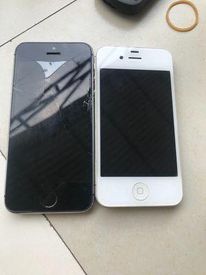 Cần bán iphone 4s và 5s