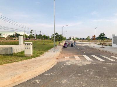 Đất đường Hùng Vương, TT Trảng Bom, Sổ riêng, Rẻ