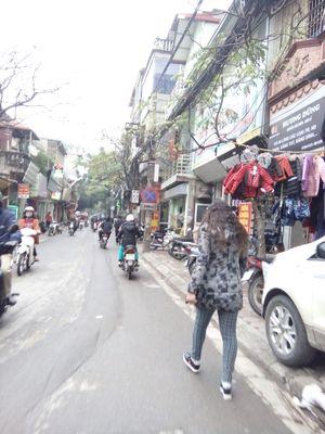 nhà mặt ngõ 160 Định Công Thượng, 54m