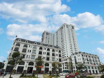 Chung cư Quận Long Biên 86m² 2PN. Giá 2,2 Tỷ