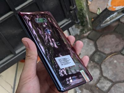 HTC U12 plus Quốc Tế    Hiếm zin đẹp có trả góp
