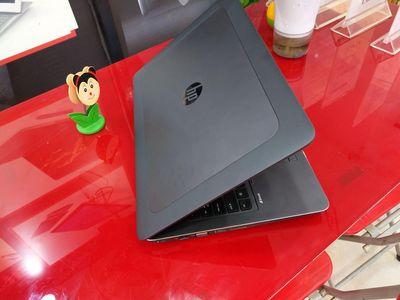 Máy trạm HP Zbook Studio G3 i7/8GB/SSD256 Zin 100%