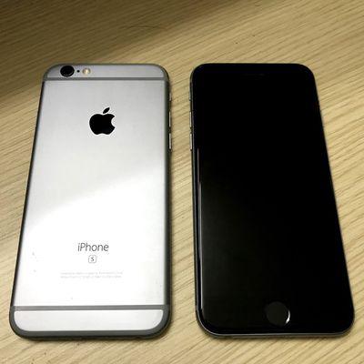Iphone 6s 16G gray