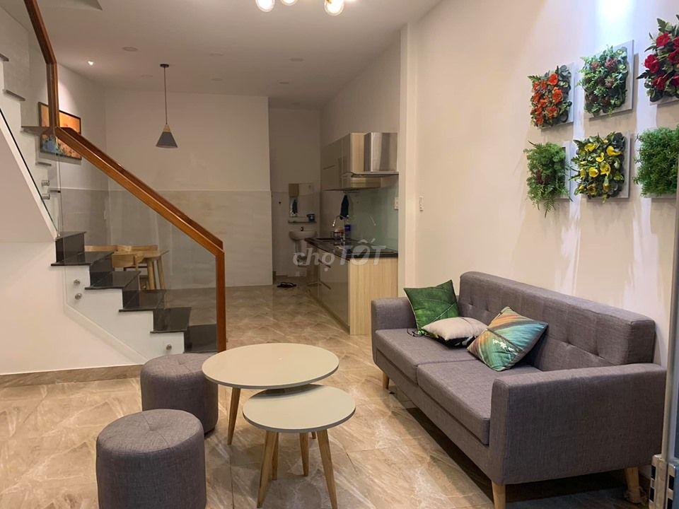 Nhà cho thuê gần big C - 2PN - Full nội thất