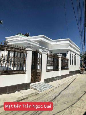Nhà mặt tiền đường Trần Ngọc Quế