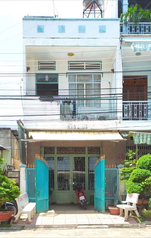 Nhà 1 trệt 1 lầu Bình Khánh