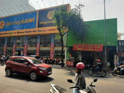 Nhà mặt tiền 219m2, Cống Quỳnh, Quận 1, HCM