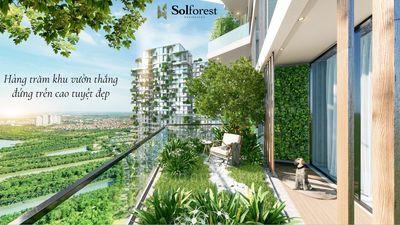 Chung cư SolForest 33m² Studio