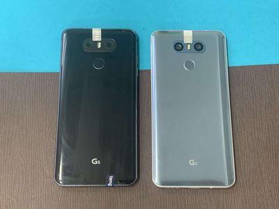 Bán gấp LG G6 32gb/ram4gb có BH