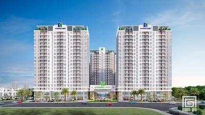 Chung cư Lovera Vista 65m² 2PN