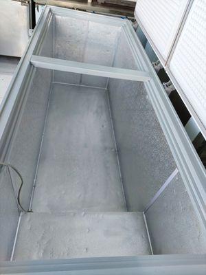 thanh lý tủ đông xuốt Sanaky 860L, bh 3 tháng