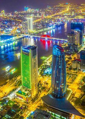 nhà phố ven sông Hàn Đà Nẵng