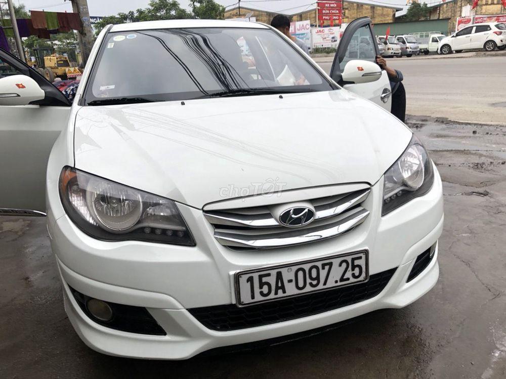 Hyundai Elantra 2013 Số sàn xe gia đình bản đủ
