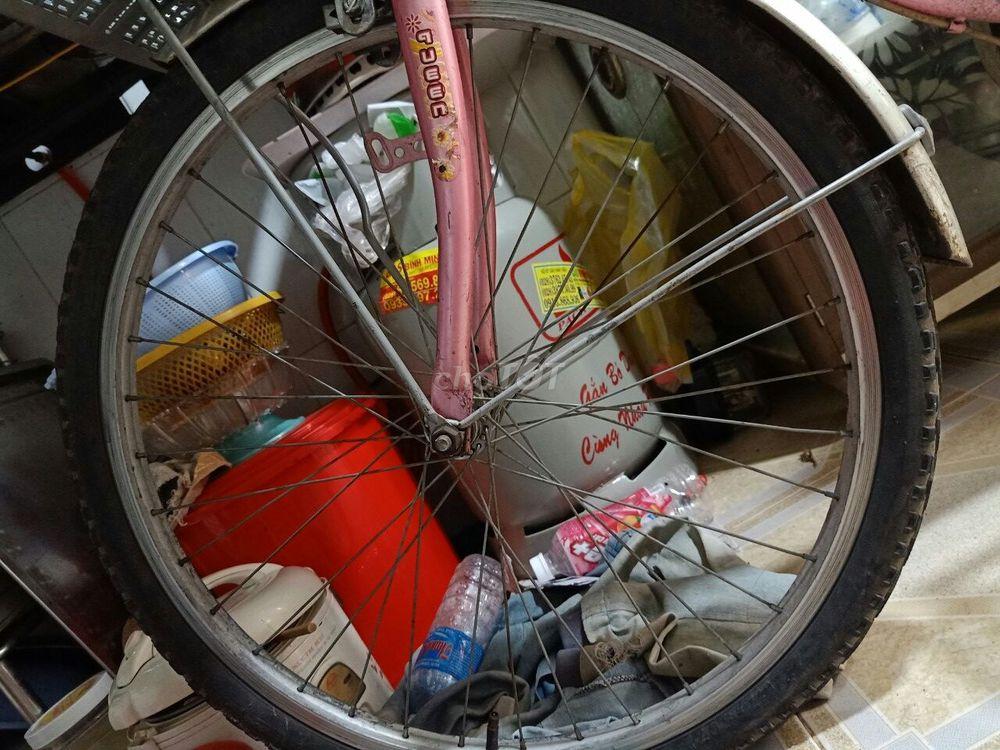 Xe đạp cho bé gái.