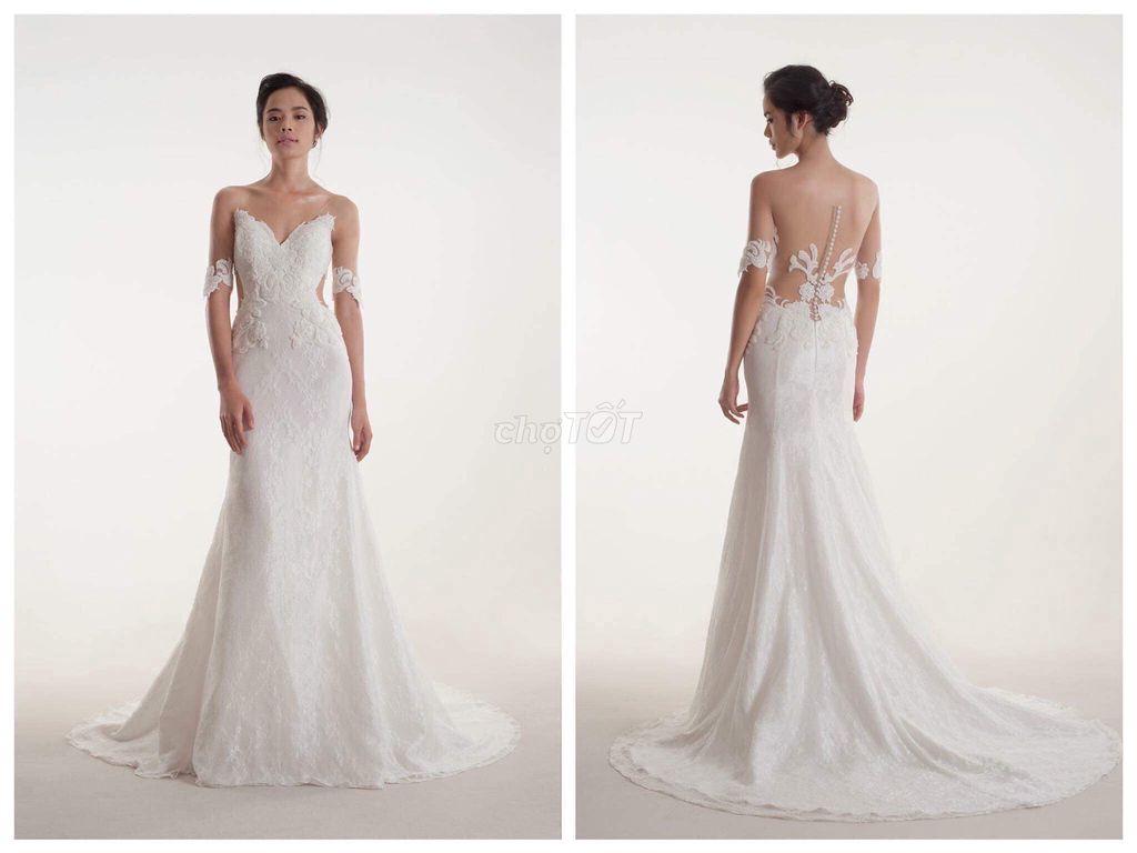 Váy cưới Trương Thanh Hải