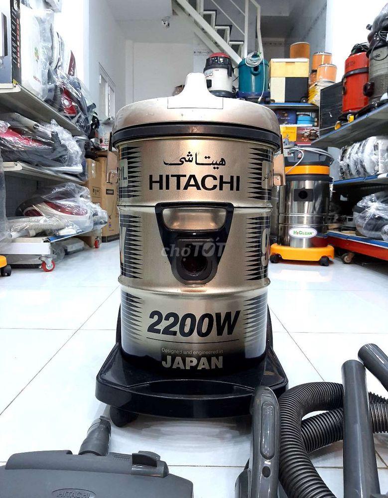 Máy hút bụi và nước Hitachii 2200W 21L Thailand