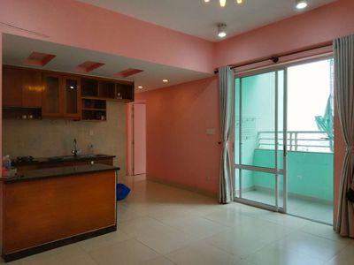 Căn hộ 65 m2, Cao ốc xanh 144 Nam Hoà, quận 9