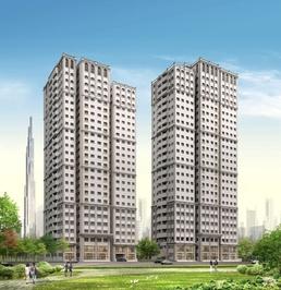 CH Paris Hoàng Kim/77m²/2PN/2WC/Nhận nhà 2021