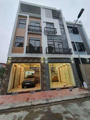 Cần bán nhà 4 tầng hướng Nam ,dt55m2 p Ngọc Châu